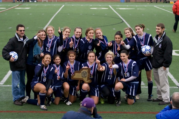 2009 | The girls brought home our 1st State Championship with a 2-1 win over #1 undefeated Sauquoit Valley