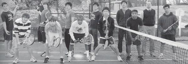 B Tennis 2010