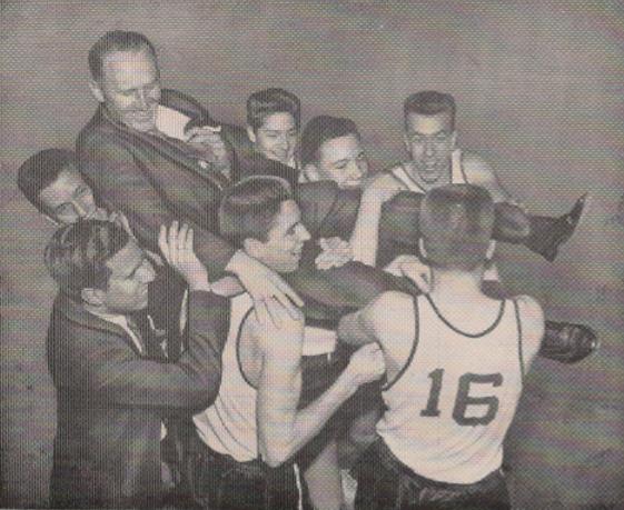 Basketball 1957