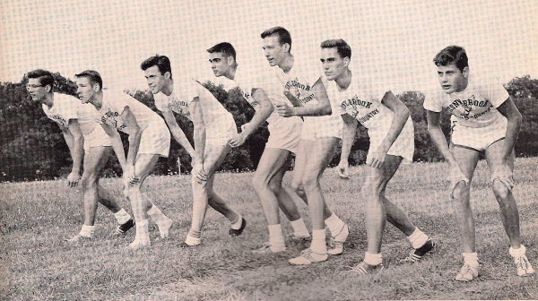 B Cross Country XC 1958