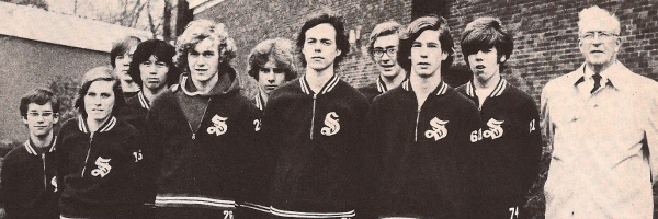 The 1975 XC Team
