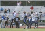 Mitch singer snares a touchdown