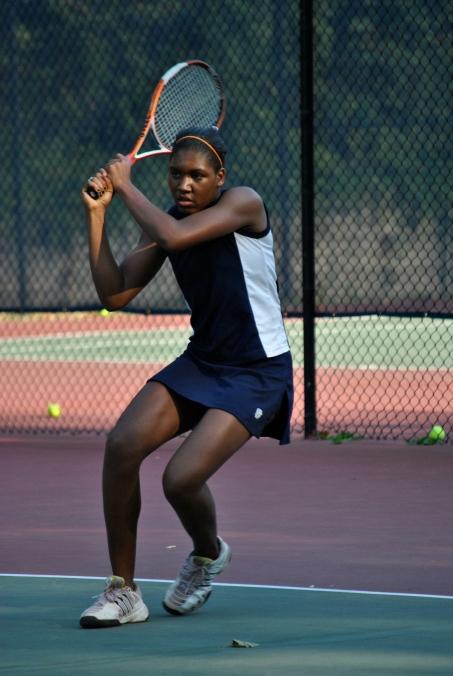 Gantt 2010 Tennis