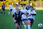 Donna Liotine holds off her defender and eventually scores the game-winner