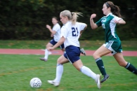 Donna Liotine on the way to her 3rd goal