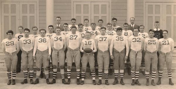 Football 1937