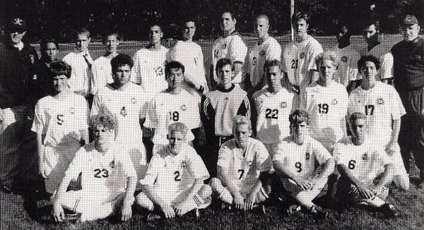 The '98 Bears | Marvin (#2), Smith (#7), Albert #9)