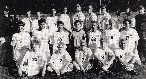 The '98 Bears   Marvin (#2), Smith (#7), Albert #9)