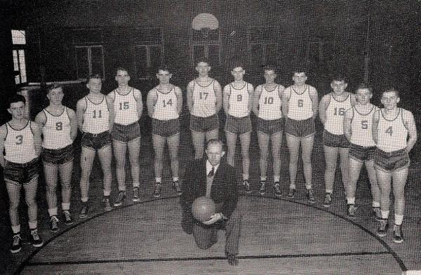 Basketball 1949