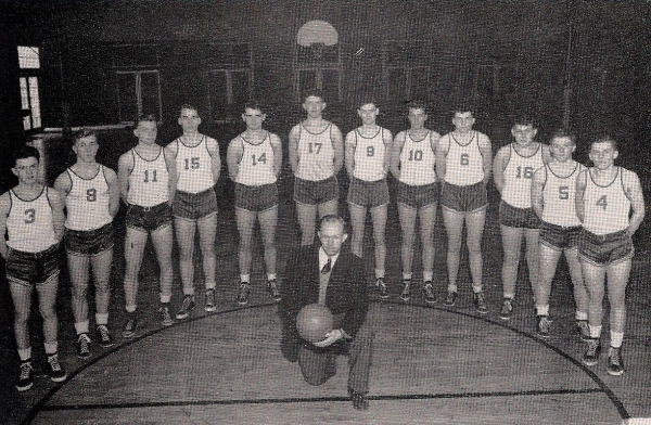 The 1948-49 Bruins