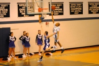 Richie Armand scores the game's 1st points