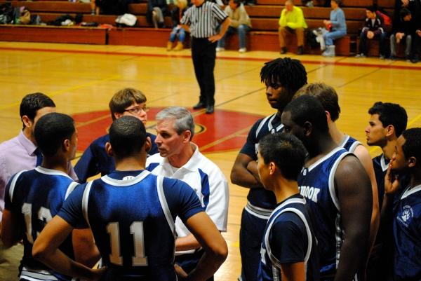 B Basketball Pierson 2011