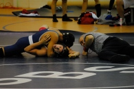Hulse comes back from the dead to pin his opponent