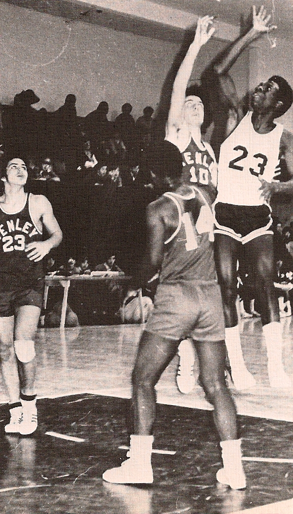 Womack 1971 Basketball