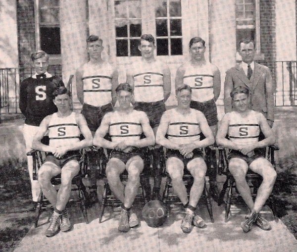 Basketball 1930