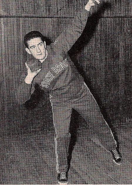 Cuffari 1950 Track