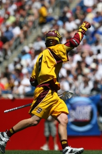 Titus notched 2 goals and 3 assists to close his career undefeated