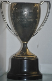 The school's oldest trophy