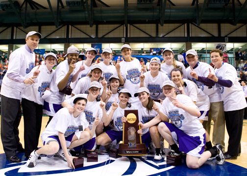 Amherst College Lord Jeffs: 2011 National Champions