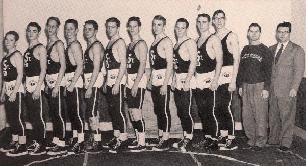 Wrestling 1953