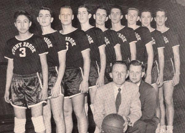 Basketball 1953