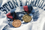 Medals from 2004 (1st place) & 2003 (3rd place)