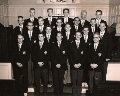 The King's Men in 1959 | Lingle (Back, 2nd from left)