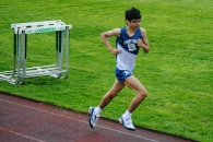 Rahul Mane bests his own record in the 1600