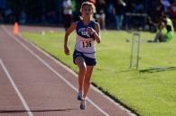 Margot Rashba in the 3000m