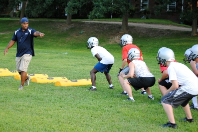 Head coach Kris Ryan critiques defensive form