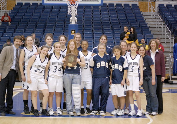2009 | The girls won the Regional Title over Tuxedo