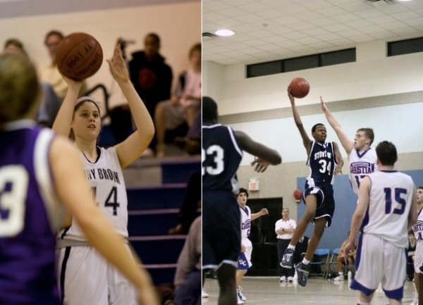 Spiliotis vs. Hampton Bays (2008) and Odom vs. Smithtown Christian (2006)
