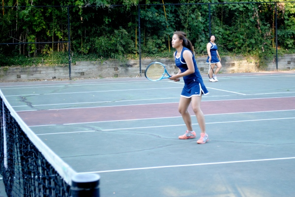 Ha Min Cho's consistent doubles play has been crucial for the league-leading Bears