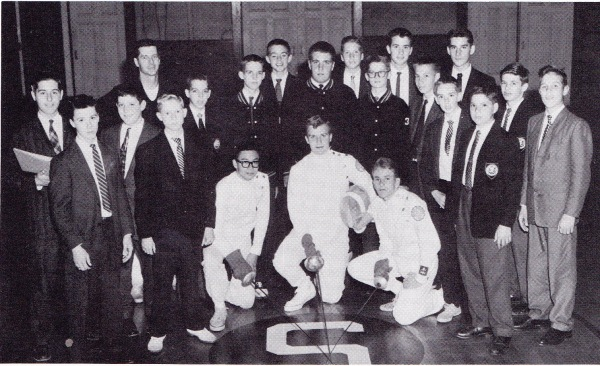 1960 Fencing