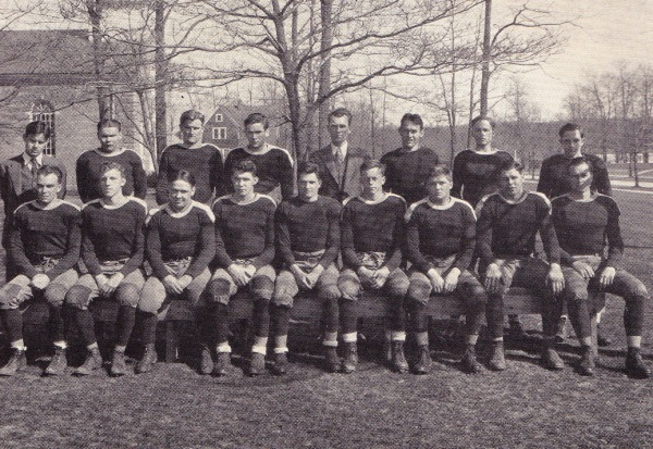 The 1930 football team