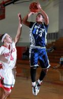 Honorable Mention #2 | Pandolfi elevates for the jumper