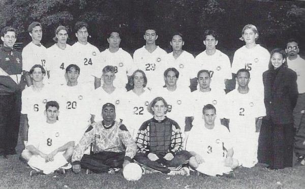 1995 B Soccer