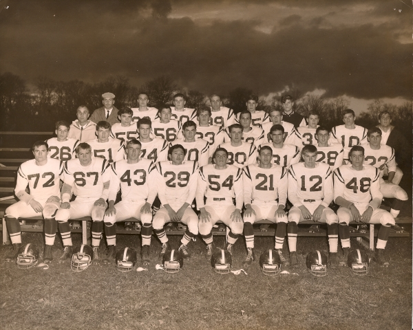 The '64 football team
