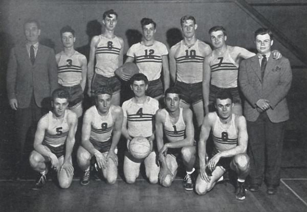 Basketball 1941