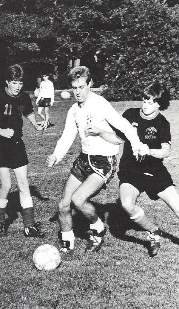 Alioth Soccer 1987