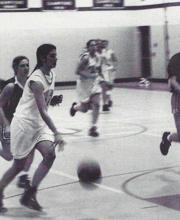 Fischer 1996 Basketball