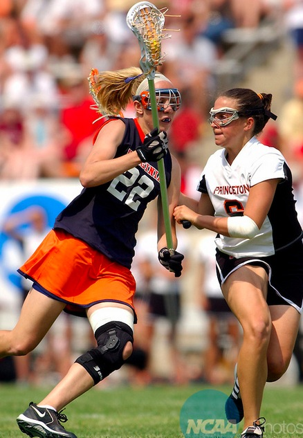Banks vs. Princeton in the 2004 National Championship