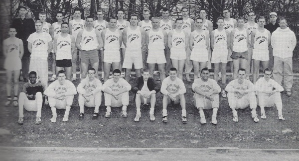 The 1961 track squad