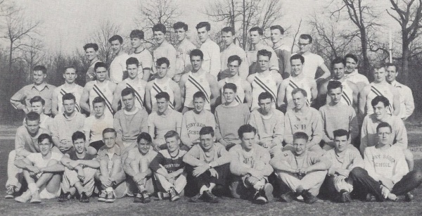 The 1951 track team