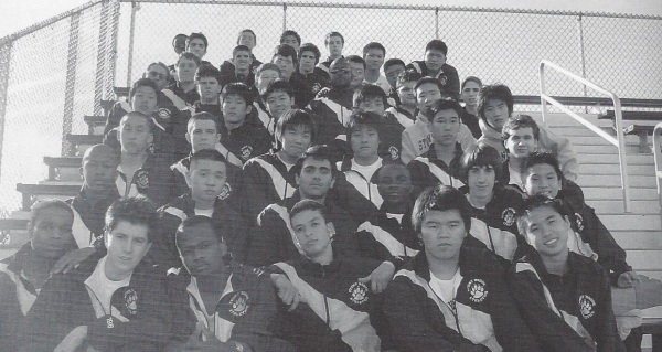 The '05 Bears (Song: 3rd row, 2nd from right)