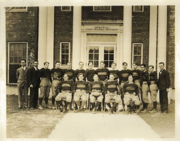 The 1926 gridders