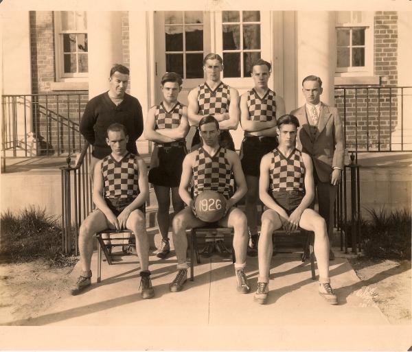 1926 B Basketball