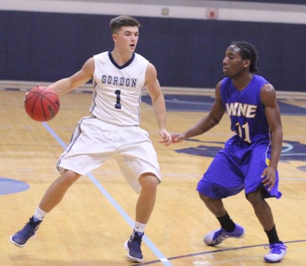 Meyer Gordon Basketball