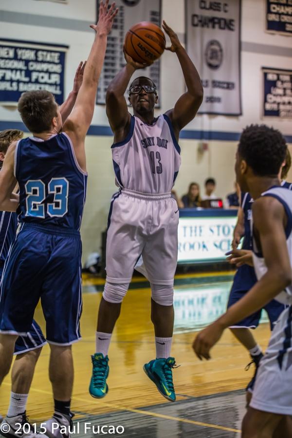Eshirow Basketball B 2015