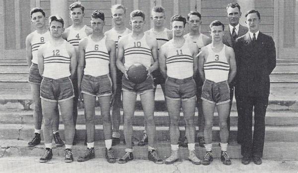 Basketball B 1938